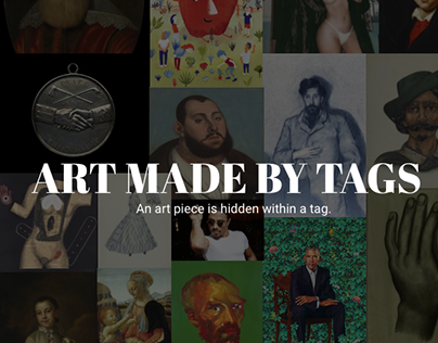 ART MADE BY TAGS
