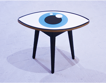product design - coffee table