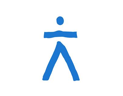 Humano Logo + Making Process