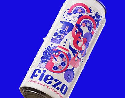 Fiezo Sparkling Water