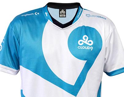 pro gaming jersey