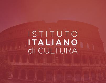Istituto Italiano di Cultura - Logo