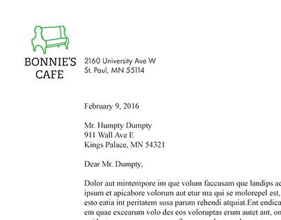 Stationary Systems - Bonnie's Cafe
