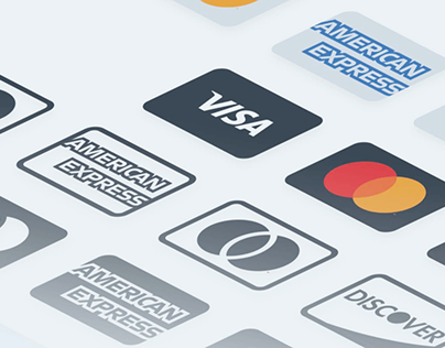 20+ Best Payment & Credit Card Icon Sets