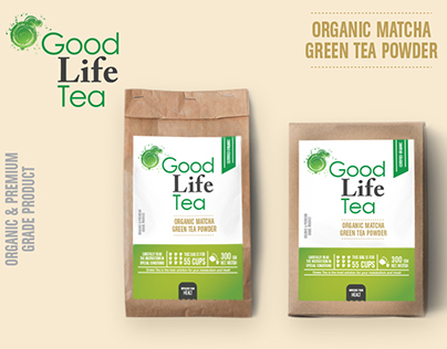 Good Life Tea_label
