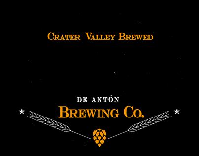 Logo El Valle de Antón Brewing Company