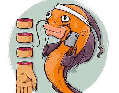 Human Sushi