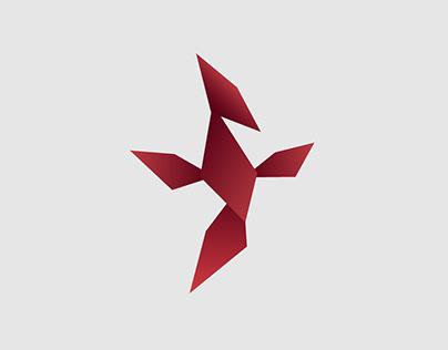 Bird Logo - Adobe Illustrator