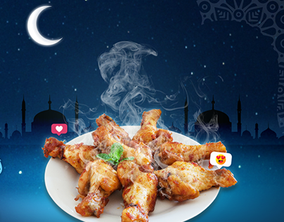 Ramadan | Social Media Post | 2019 | Big Bird Foods