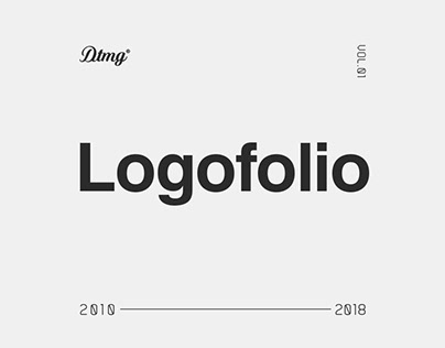 Logofolio_18 Vol.01
