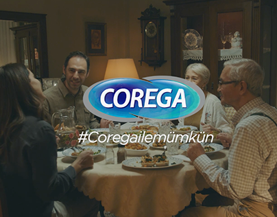 Corega Mother's & Father's Day