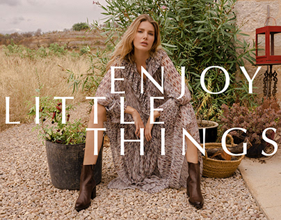 "EDIT ""Enjoy Little Things"" FW20 