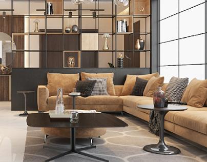 Living Room - M.H