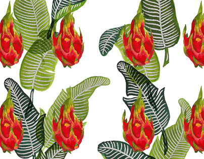 Tropical Pattern Design