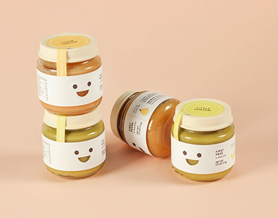 Little Yumyum Baby food Packaging