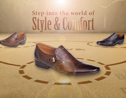 FAYVA SHOES AD 2D ANIMATION