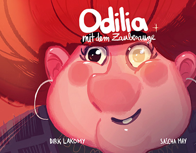 Odilia - Childrensbook