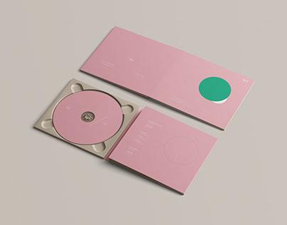 Digipack CD Mockup