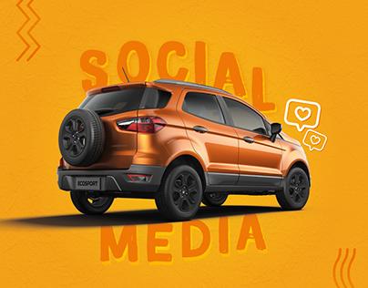 Social Media - Inova Ford