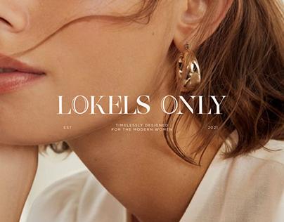 Lokels Only Branding
