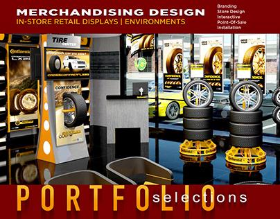 POP & Retail Merchandising Concept & Design