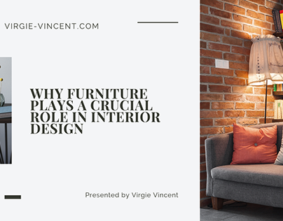 Why Furniture Plays a Crucial Role in Interior Design