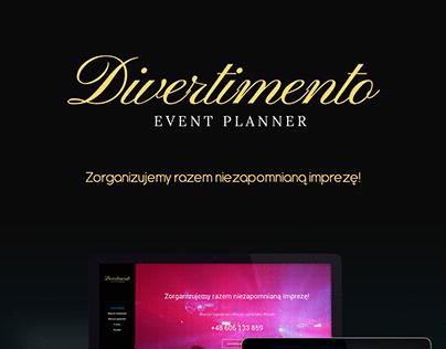 Divertimento Event Planner