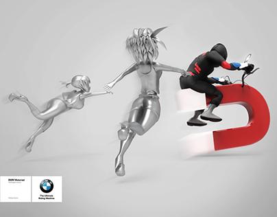 Atrae todo lo que quieres / BMW MOTORRAD