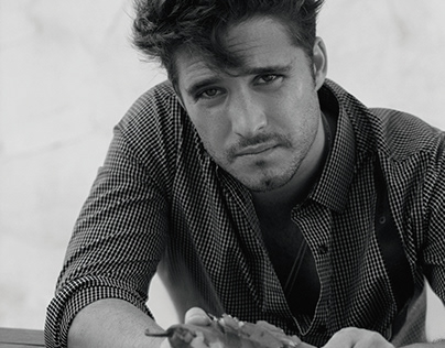 Editorial: Diego Boneta for Essential Homme Mag