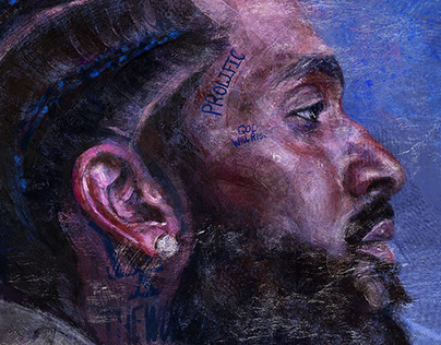 Nipsey Hussle ( God Will Rise )