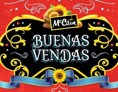 """""""Buenas Vendas"""" McCain"""