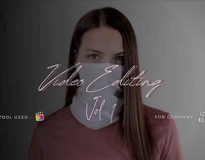 Video Editing | ویڈیو ایڈیٹنگ | Vol 1 - Advertisement