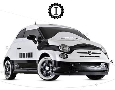 Garage Italia Custom - Website restyling