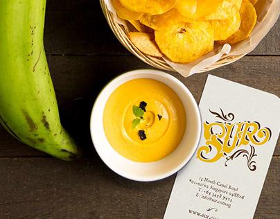 SUR Nuevo Latino Kitchen – Branding & Identity