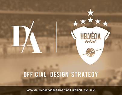 Helvécia Futsal Club - David Almeida Graphic Designer