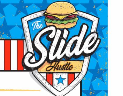 """MENU DESIGN - """"The Slide Hustle"""""""