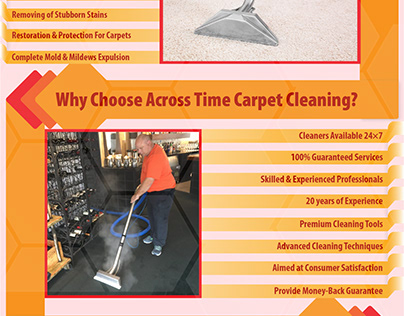 Professional Carpet Cleaning In Lincoln