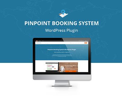 Pinpoint Booking System WordPress Plugin