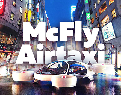 Flying Cars for McFly | Promo images of Bartini cars