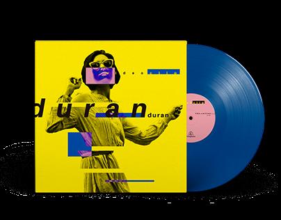 "Duran Duran ""Videoclip"" - Vinyl Record"