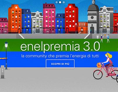 Enel Energia: enelpremia 3.0, loyalty program