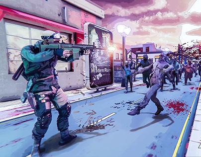 Last Light - Zombie Survival