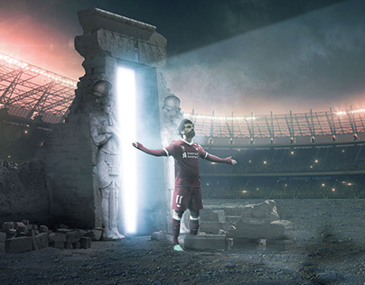 Mohamed Salah [ THE EGYPTIAN KING]