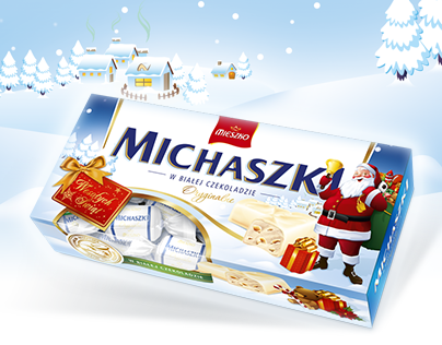 Mieszko - Christmas packaging '12