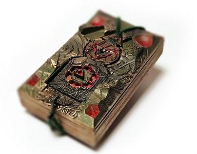 "Book ""Emerald Continent"""
