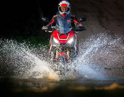 Honda X-ADV Press Launch
