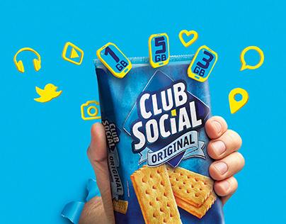 Club Social . Promoção