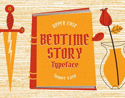 Bedtime Story - FONT