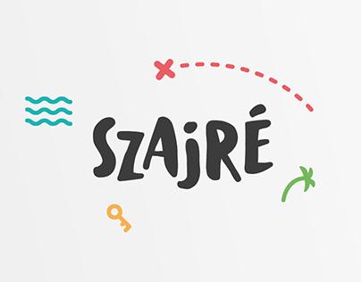 Szajré - Mobile App