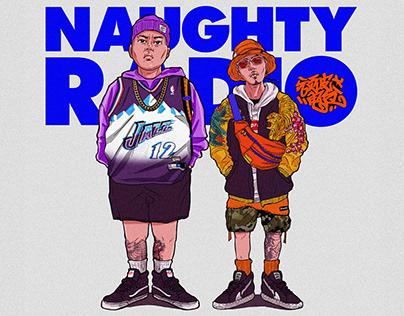 Naughty Radio Podcast